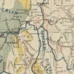 map of new south wales, 1871